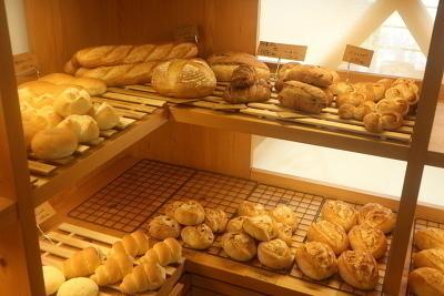 うまじのパン屋 焼きたてのパンたち
