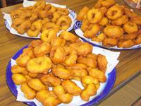 りっちゃんのドーナツ